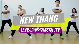 New Thang | Zumba® | Dance Fitness | Live Love Party
