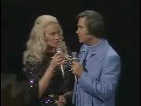 George Jones and Tammy Wynette Golden ring