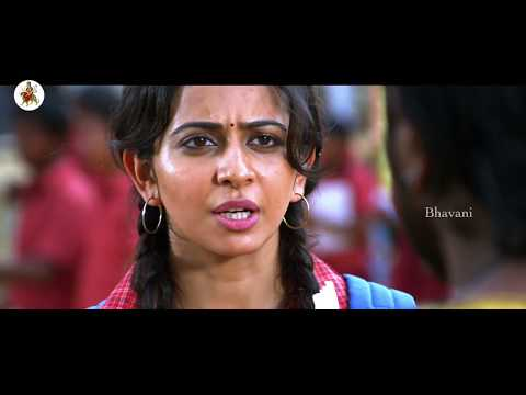 Manchu Manoj Saves Rakul Preet Singh || Amazing Fight Scene || Current Theega Movie Scenes