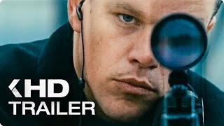 JASON BOURNE Trailer German Deutsch (2016)