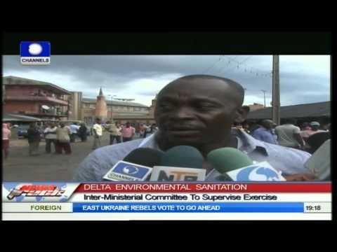 Delta Govt Embarks On Operation 'Clean-up Warri'