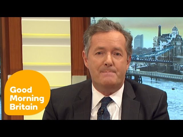 Ewan McGregor Cancels Interview After Finding Out Piers Morgan Is Hosting   Good Morning Britain