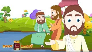 Parables Of Jesus | Stories of Jesus I Animated Children
