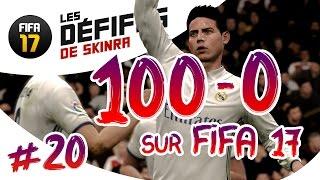 LE COMPTEUR DE BUTS BUG !! - 100 - 0 sur FIFA17 - DÉFIFA #20