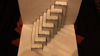 5 Amazing Paper Tricks And Illusions!