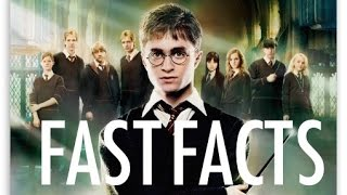 Fast Facts: Harry Potter and the Order of the Phoenix