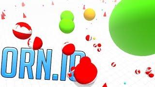 Orn.io - Agar.io Gone 3D! - The Biggest of Balls! - Orn.io Gameplay Highlights
