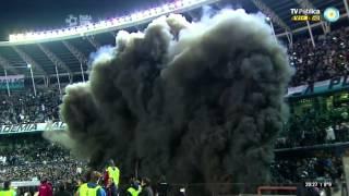 El descenso de Independiente, la fiesta de Racing - La película