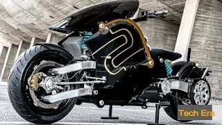 Mind Blowing! Fantastic Futuristic Motorcycles