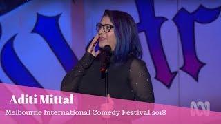 Upfront Comedy at Melbourne International Comedy Festival 2018| Aditi Mittal