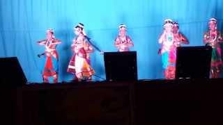 Liverpool Onam (Classical Dance) 2013