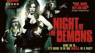Night of the Demons 1988 (Película completa) .Subtitulada.