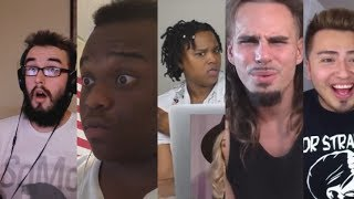 people reacting to perrie edwards' high note in about the boy