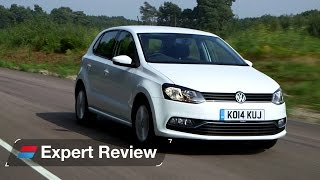 2014 Volkswagen Polo car review