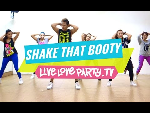 (Oh Mama) Shake That Booty   Zumba®   Dance Fitness   Live Love Party
