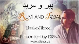 Peer o Mureed - Maulana Rumi and Allama Iqbal