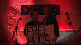 Free Hugs Kileys Tipperary Town (WARNING FLASH PHOTOGRAPHY)