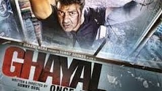 Ghayal Once Again Movie 2015 - Promotion Event - Sunny Deol - Full Movie Promotion Events Video