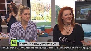 Emma Drobná a Barbora Švidraňová - Sexy