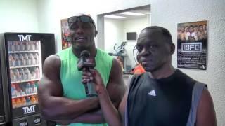 Bobby Lashley wants to fight Fedor, talks balancing MMA & wrestling