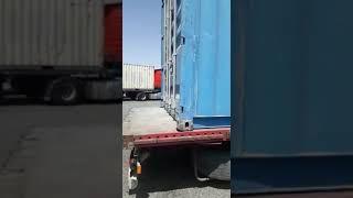 На границе Ирана с туркменией почти месяц стоят машины с таджикскими номерами Туркмении не пропускае