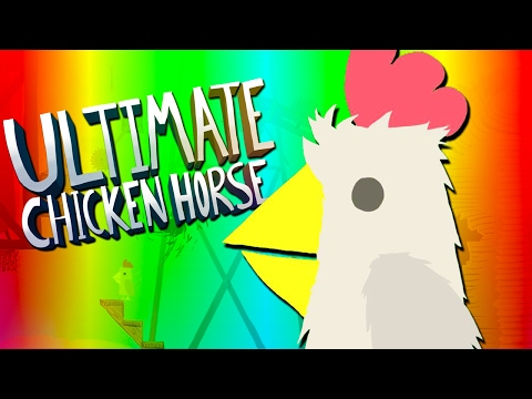 Xxx Mp4 TWO IDIOTS TRY TO SPEAK SPANISH Ultimate Chicken Horse 3gp Sex