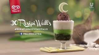 Wall's Tig-Ais Puluh Cendol Resipi Ramadan