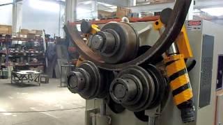 Hydraulic Beam Bending MAchine