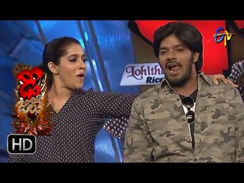 Funny Task   Dhee Jodi   26th April 2017   ETV Telugu