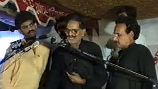 Zakir Ghulam Qambar of Sheikhupura | 10th Muharram 1992 | Bangash Colony, Rawalpindi