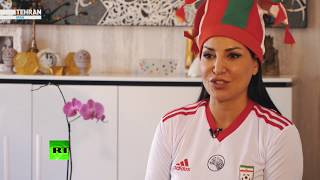 World Cup fans: Iran