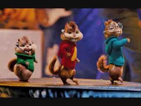 Gasolina Alvin and the Chipmunks