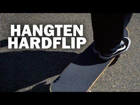 Hangten Hardflip: Tim Pool || ShortSided