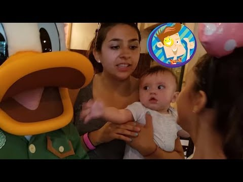DISNEY HORROR SHOW 👻 TRIPLE BABY SCARE CAM 🎃 Shawn s First Disney World Trip pt 2 FUNnel Vision