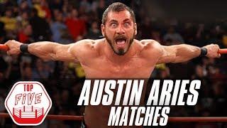 Austin Aries' Top 5 TNA Matches   Fight Network Flashback