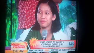 Lady Spikers on UKG