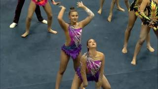 Acro Group Routine - 2017 USA Gymnastics Championships - Finals