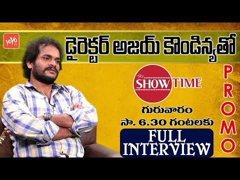 Xxx Mp4 Tollywood Director Ajay Kaundinya Comments On Sri Reddy Promo It S Show Time YOYO TV Channel 3gp Sex
