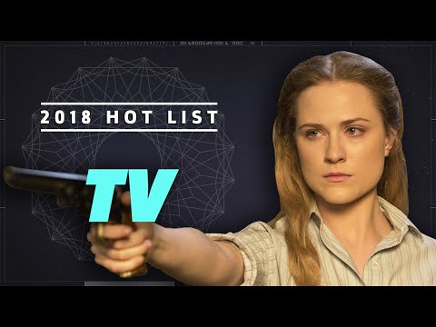 The Biggest TV Shows To Watch In 2018