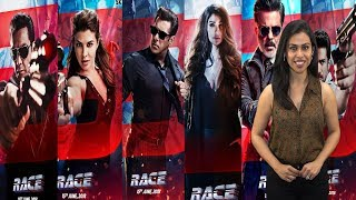 """""""Race 3"""" Movie Review by Showbiz India TV"""