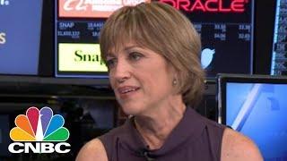 Olympics Gold Medalist Dorothy Hamill At The NYSE   CNBC