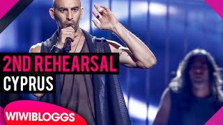 "Second rehearsal: Minus One ""Alter Ego"" (Cyprus) Eurovision 2016 