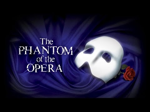 PHANTOM OF THE OPERA - Music of the Night (KARAOKE) - Instrumental with lyrics on screen