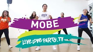 Mobe by Enrique Gil | Live Love Party | Dance Fitness