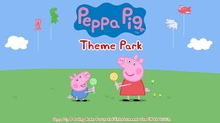 Peppa Pig - Theme Park gameplay (app demo)