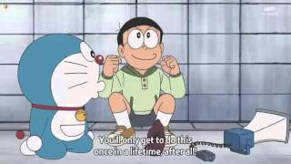 Doraemon Engsub Episode 38 A Roasted Sweet Potato  Feelings! Twinkle, Twinkle Little comet! ≧◡≦