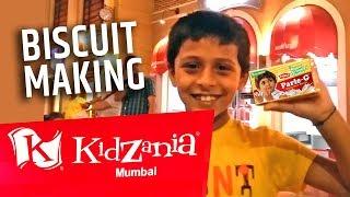 KidZania | PARLE G Biscuit Factory | R City Mall Ghatkopar | Mumbai | किडजानिया