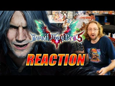 Xxx Mp4 MAX REACTS Devil May Cry 5 Reveal Trailer 3gp Sex