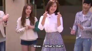 Kim Ji won  김지원  -  Bombastic cute dance