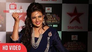 Divyanka Tripathi Get's 6 AWARDS At STAR Parivaar Awards 2016 | Ye Hai Mohabbatein